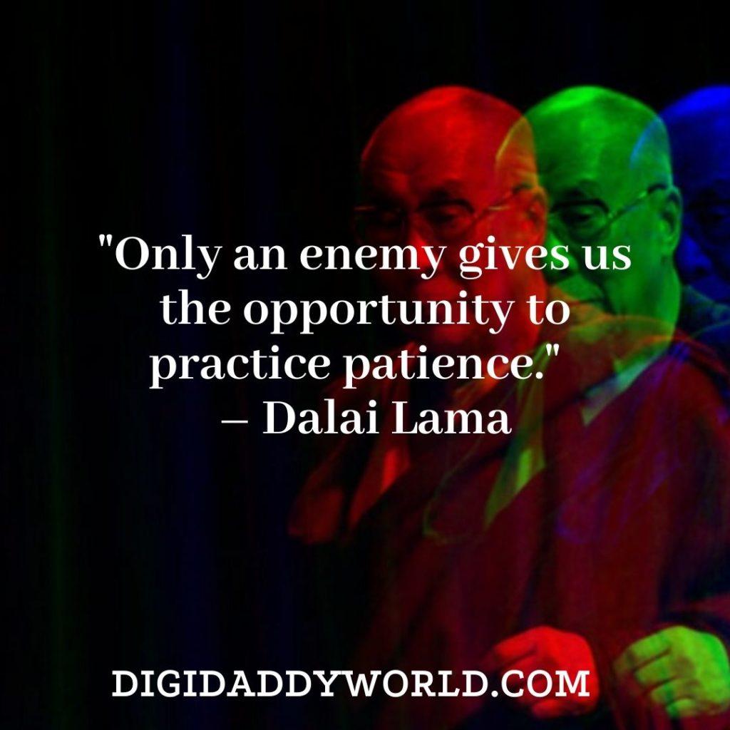 The Dalai Lama XIV inspirational life-changing quotes