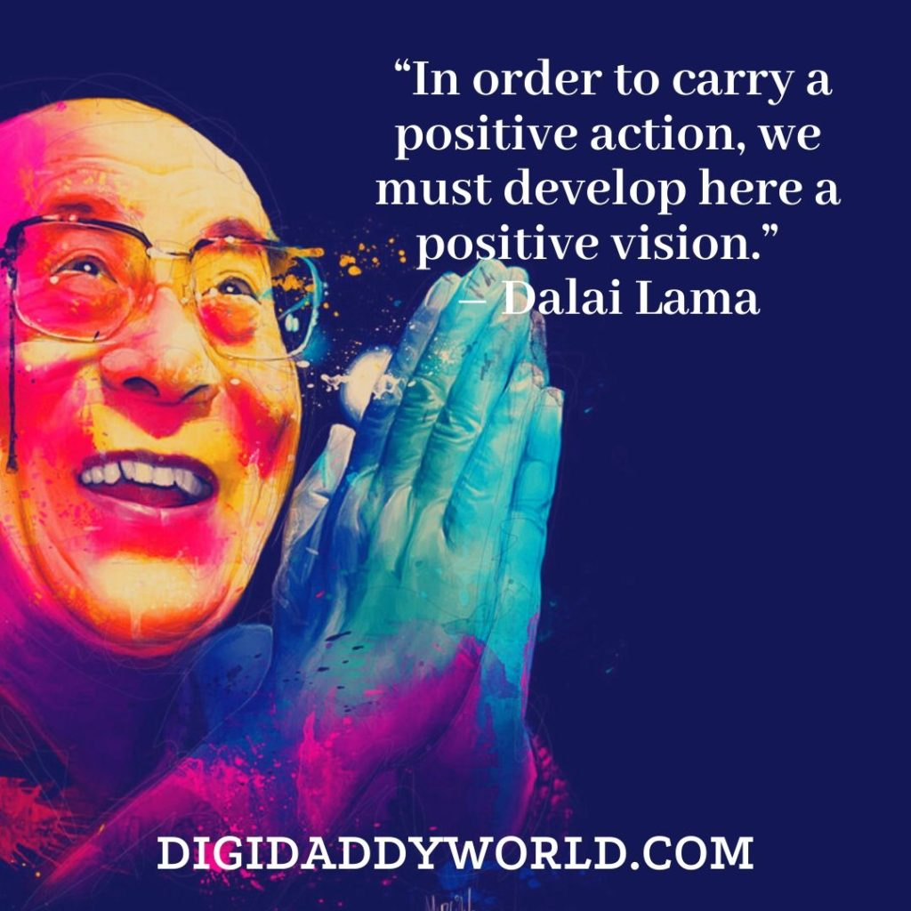 Dalai Lama XIV quotes about change and growth