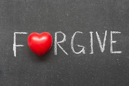 Who do we need to forgive?  questions to ask yourself