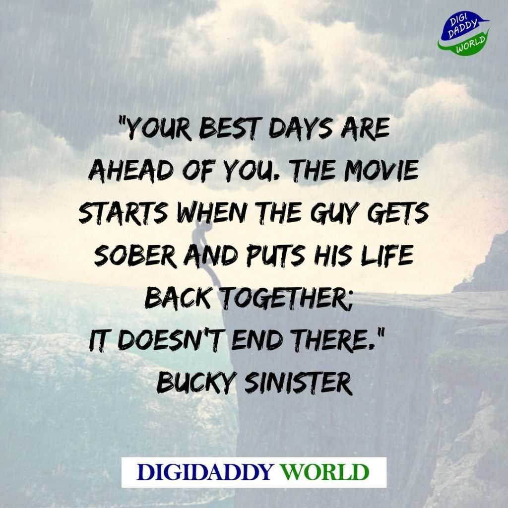 Sobriety quotes for recovering addicts