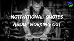 Best Motivational Quotes on Fitness and Gym