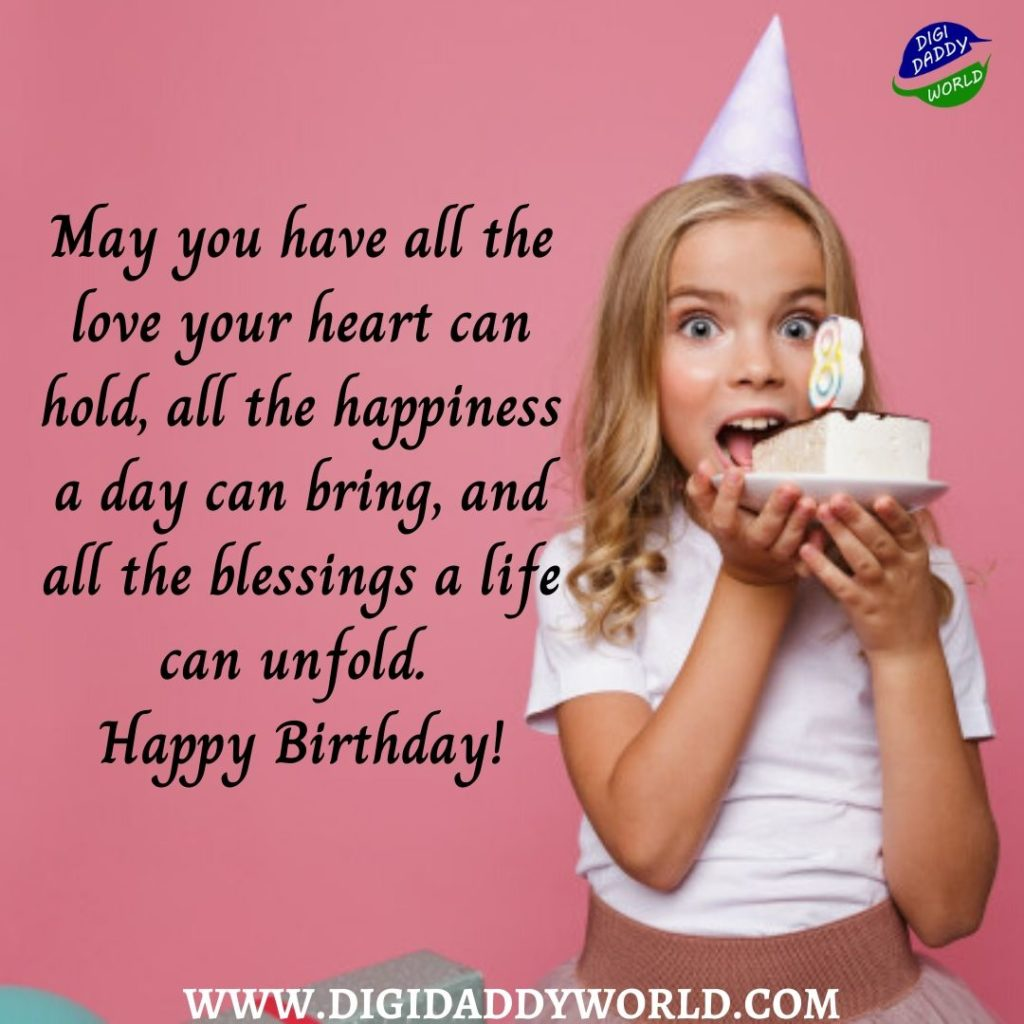 Happy Birthday Wishes to the lover