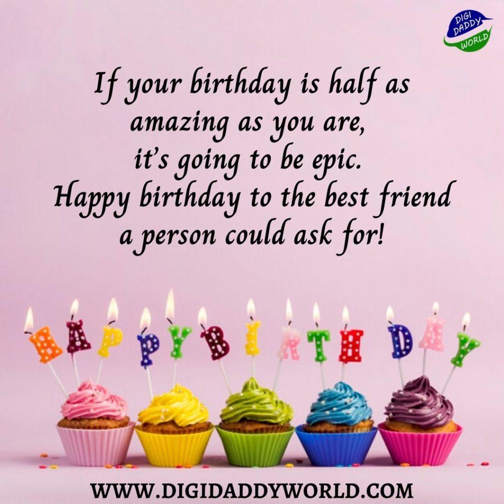 Happy Birthday Quotes my love