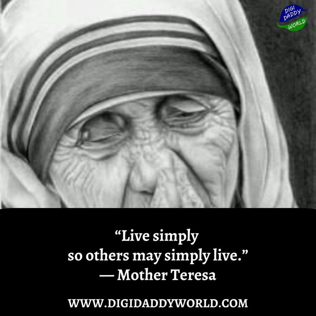 do it anyway famous Mother Teresa Quotes on Love