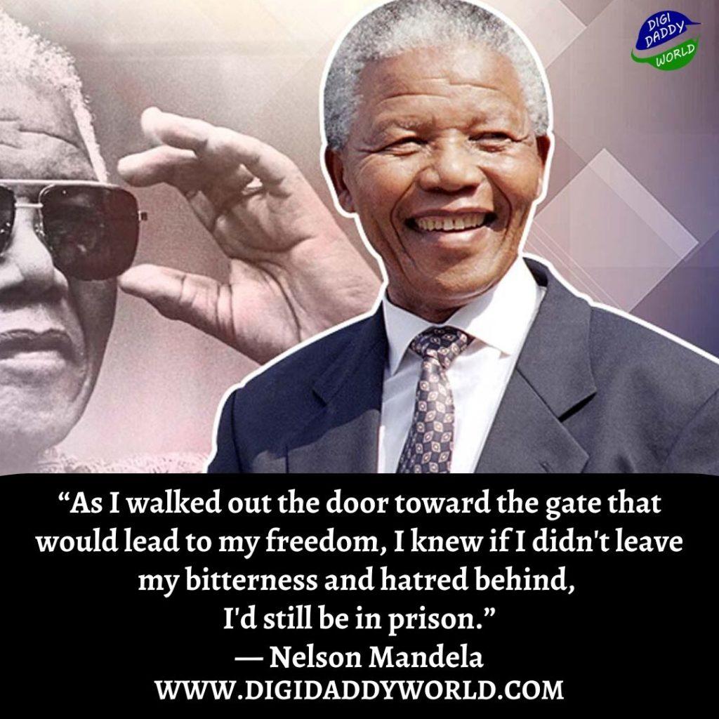 nelson mandela quotes on leadership