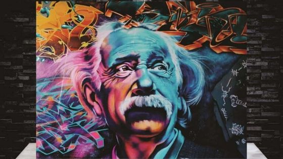 Albert Einstein Quotes About Love and Imagination
