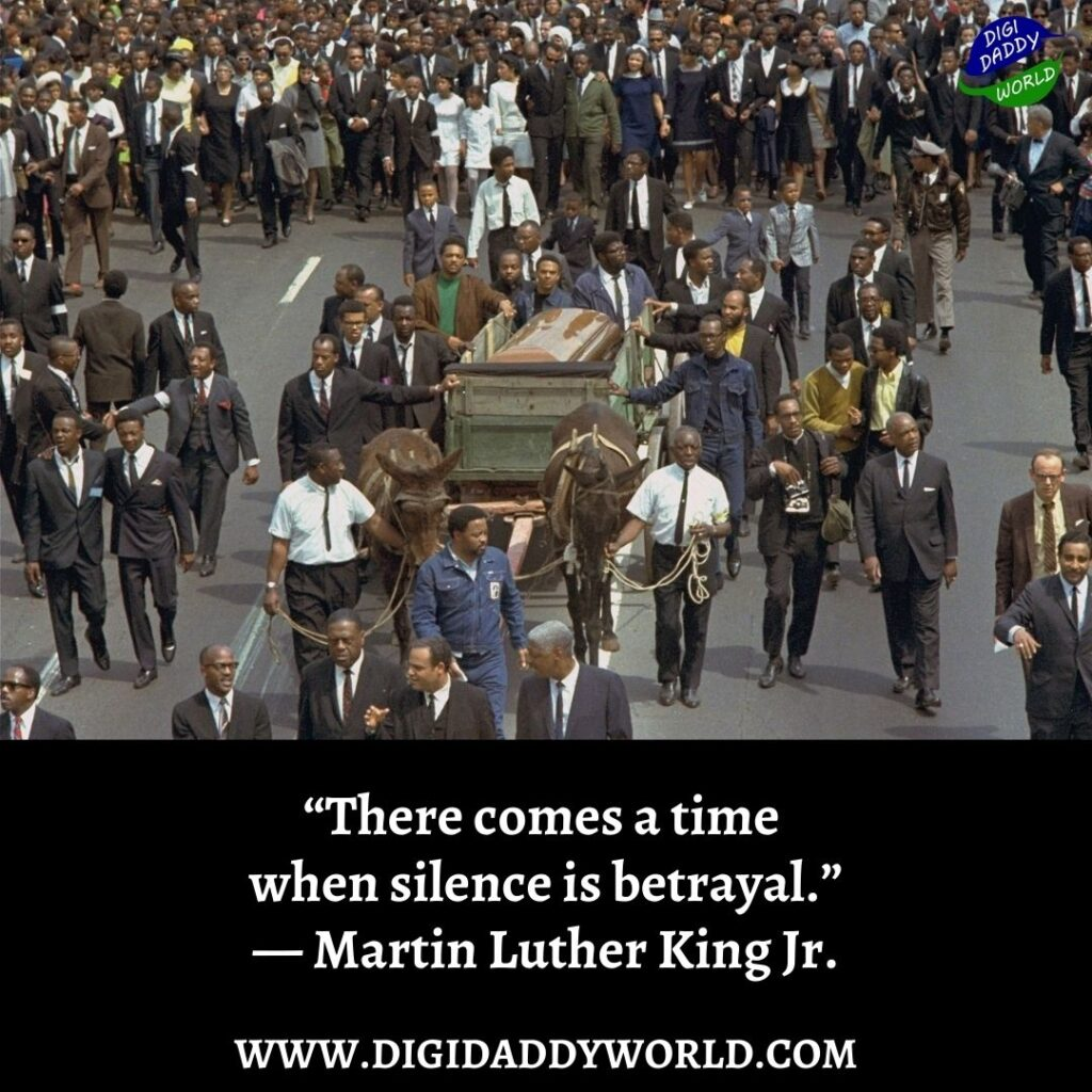 Martin Luther King Jr. Quotes on Love