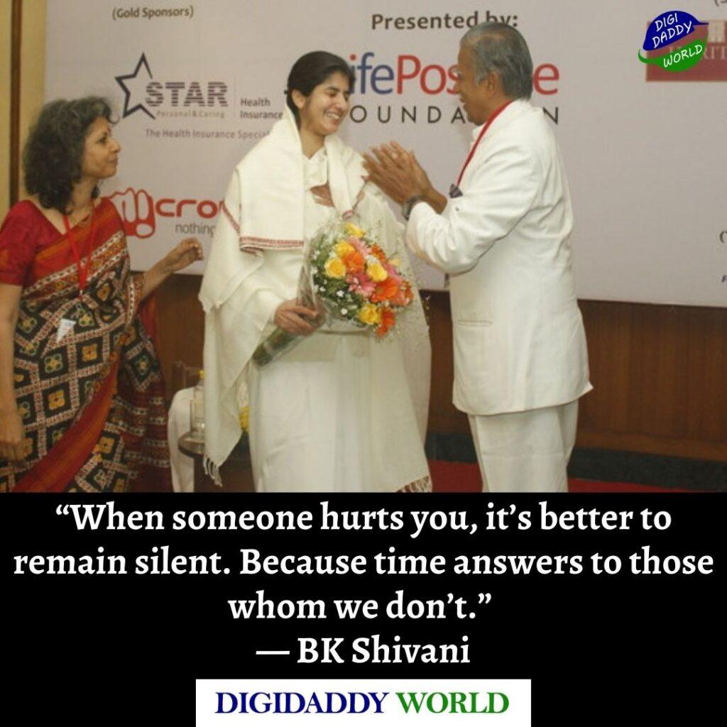 BK Shivani Quotes on Relationship