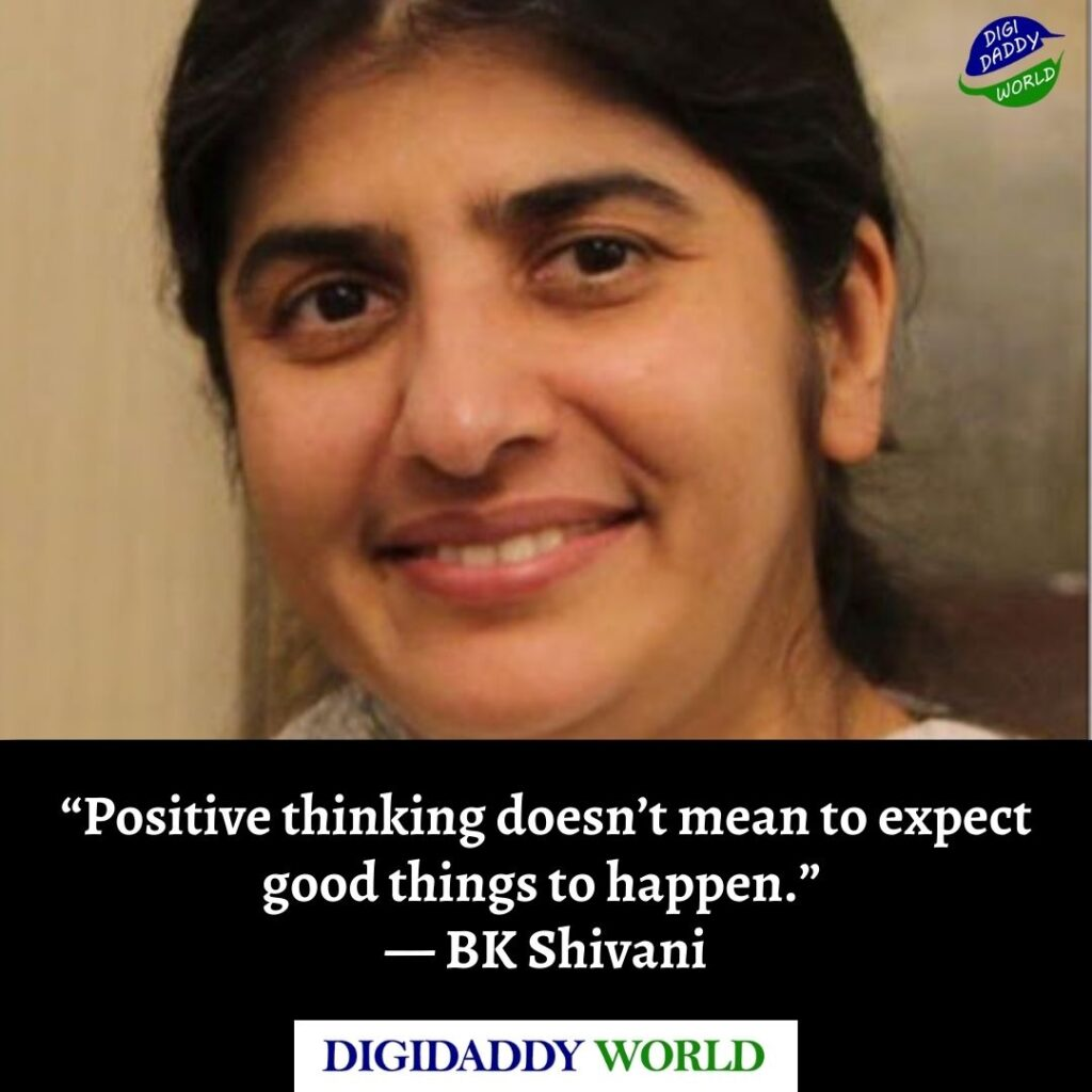 BK Shivani Quotes on Love