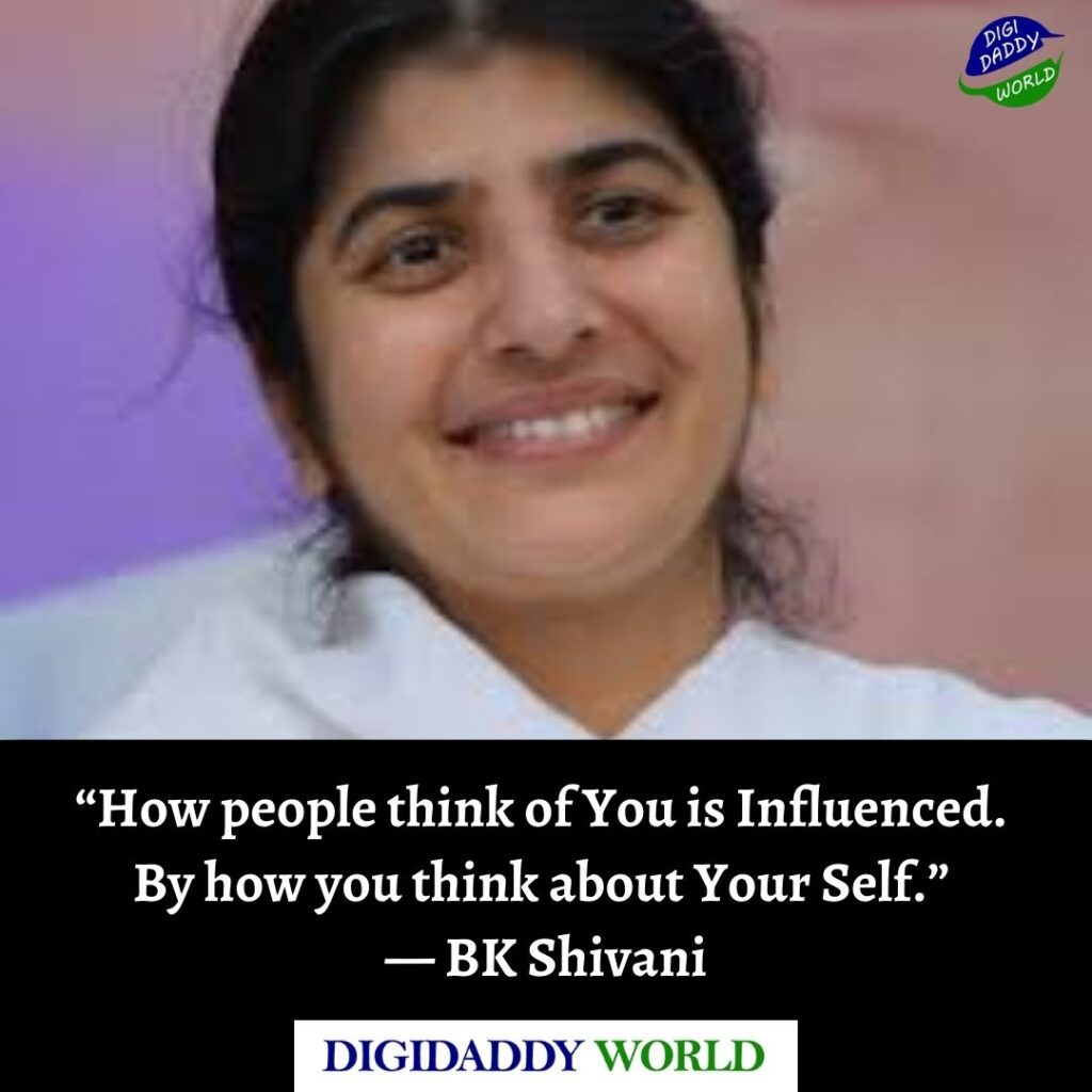 BK Shivani Quotes on Karma