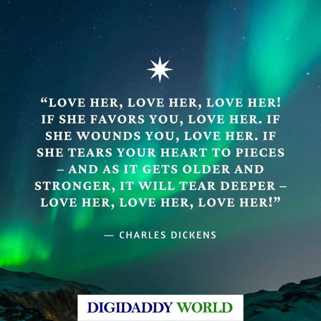 Charles Dickens Quotes From a Tale of Two Cities