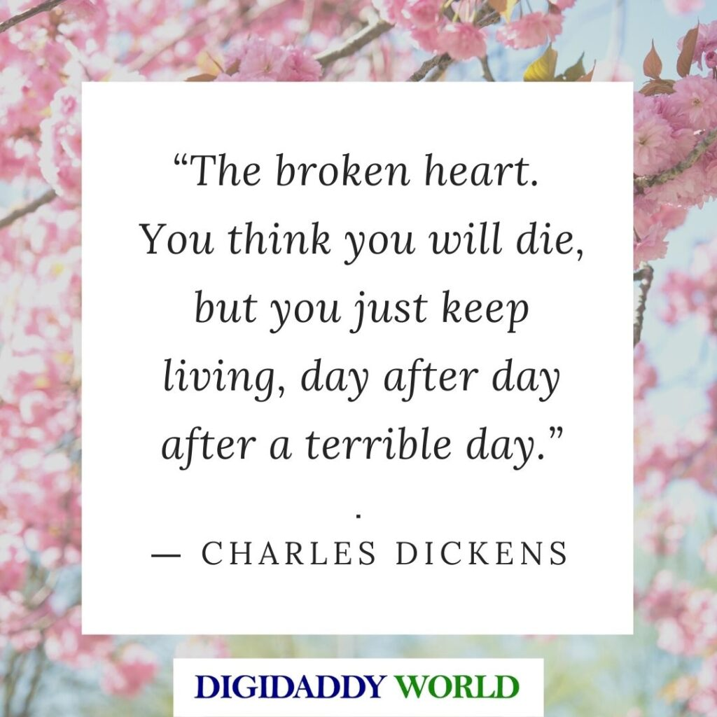 Charles Dickens Famous Quotes