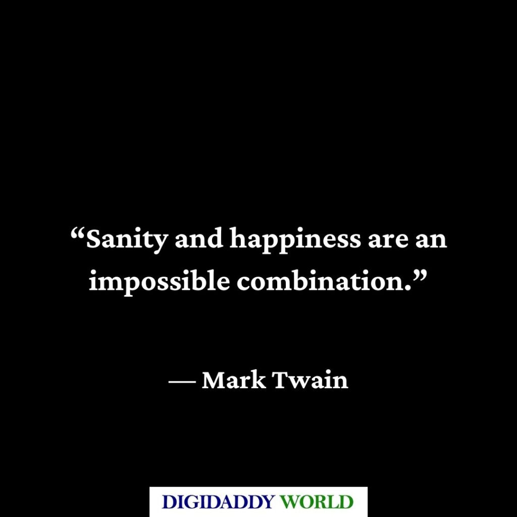 Best mark twain famous inspirational and love quotes