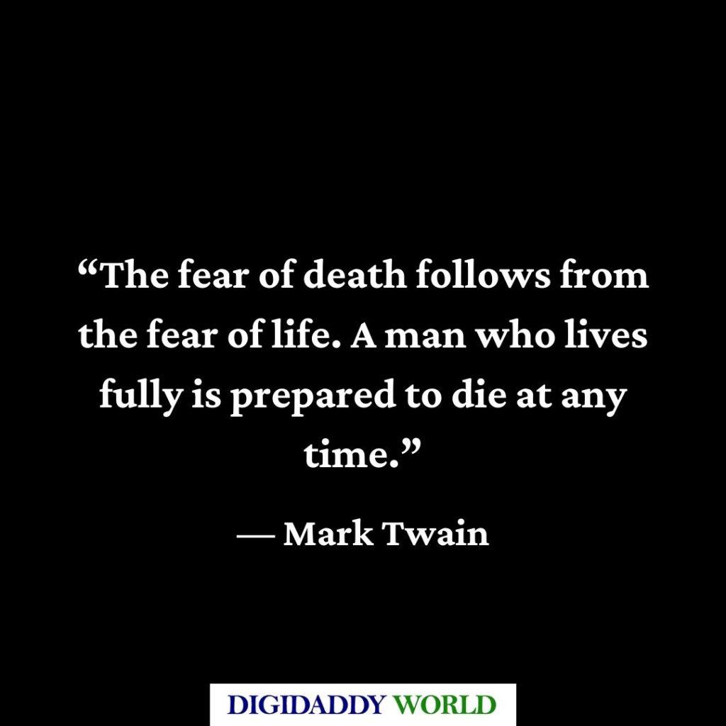Mark Twain Educational quotes
