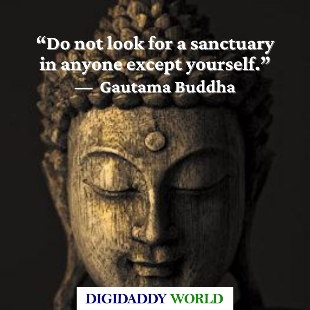 Gautama Buddha Quotes about Life and Happiness