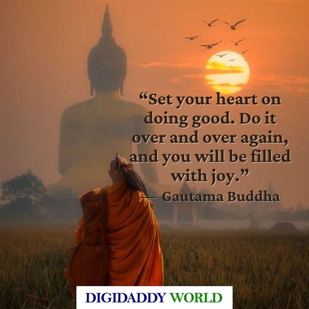 Gautama Buddha Motivational and Inspirational Quotes
