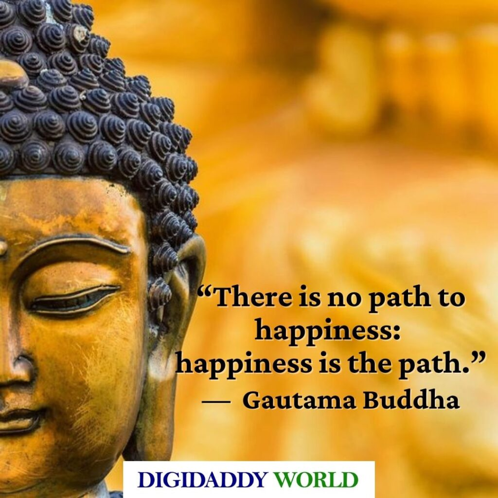 Gautama Buddha Quotes about Life, Love, and Peace