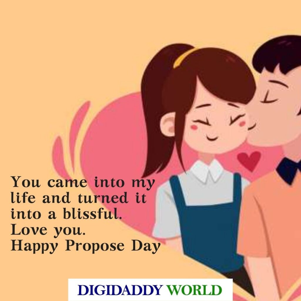 Happy Propose Day Wishes, Greetings, and Messages