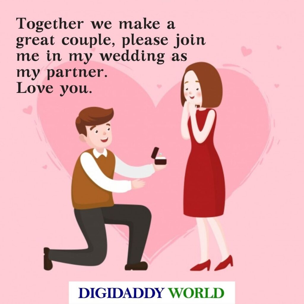 Happy Propose Day Status and Captions