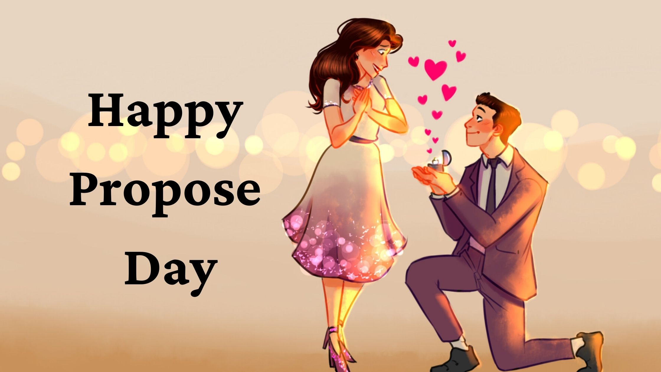 Happy Propose Day Quotes, Wishes, and Messages