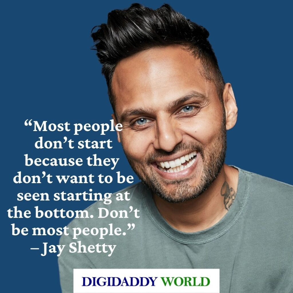Jay Shetty Inspirational Quotes on gratitude, love, life, relationships