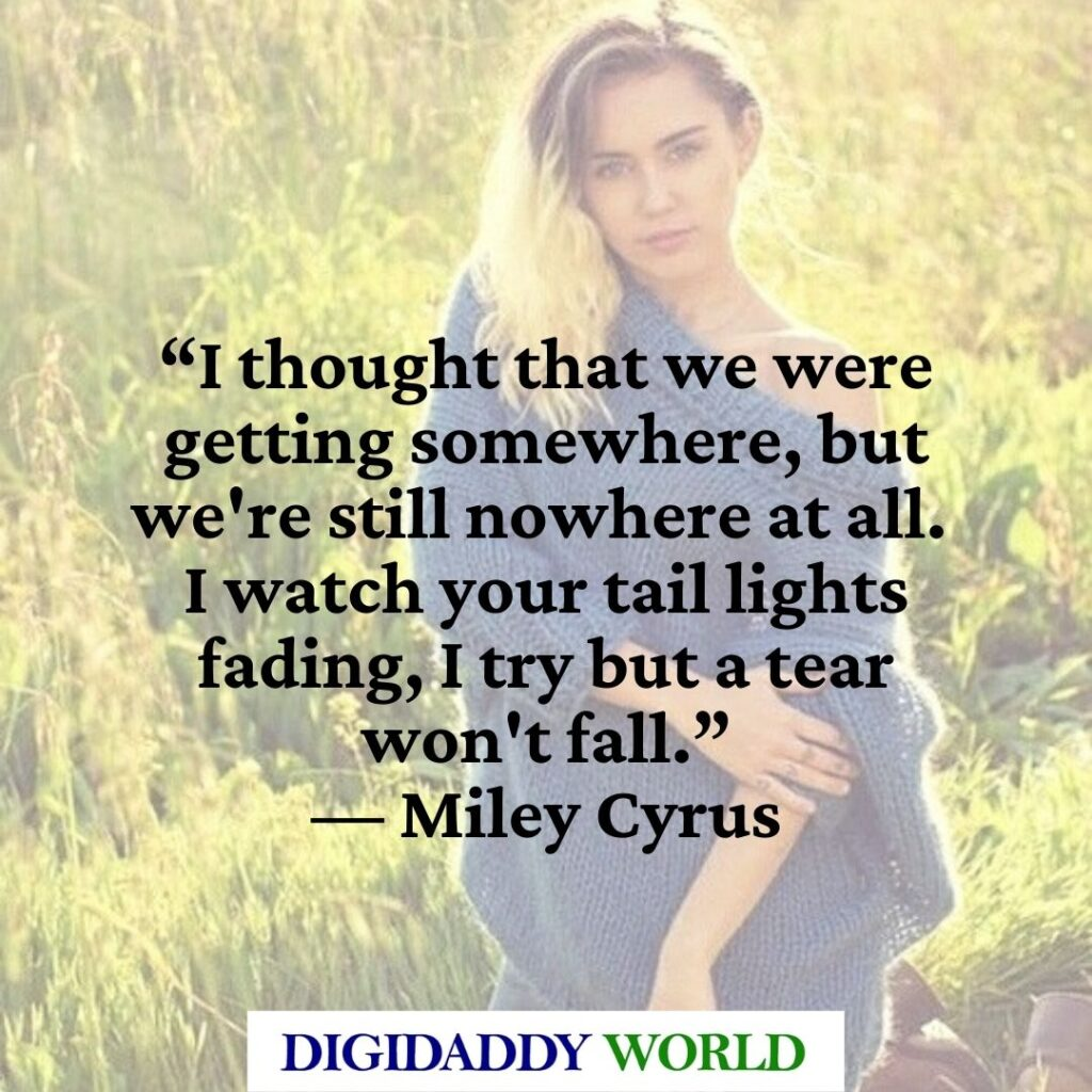 Best Hannah Montana Funny Song Quotes
