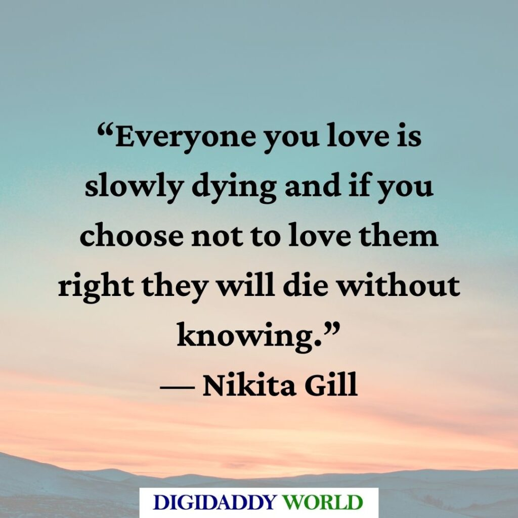Nikita Gill Feminism Love Poems and Quotes