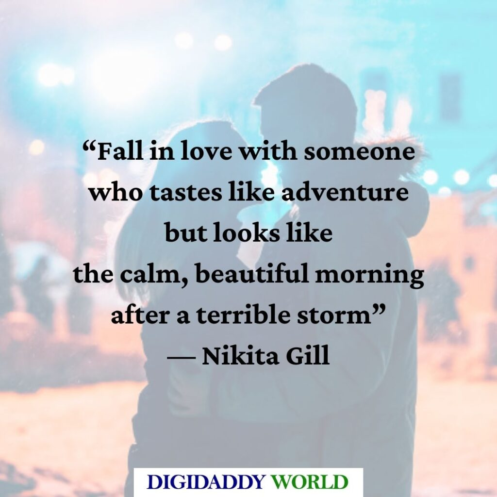 Nikita Gill Wild Embers Quotes