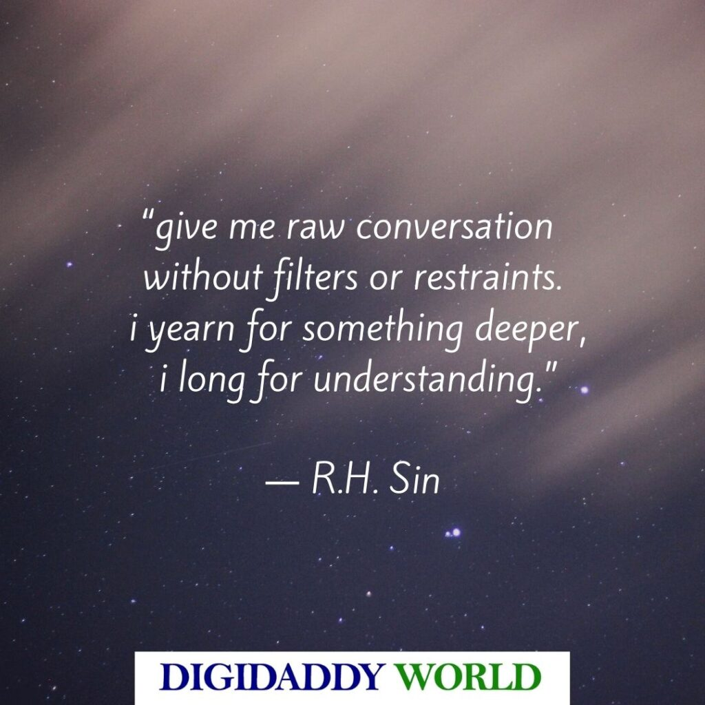 R.H. Sin Quotes about love