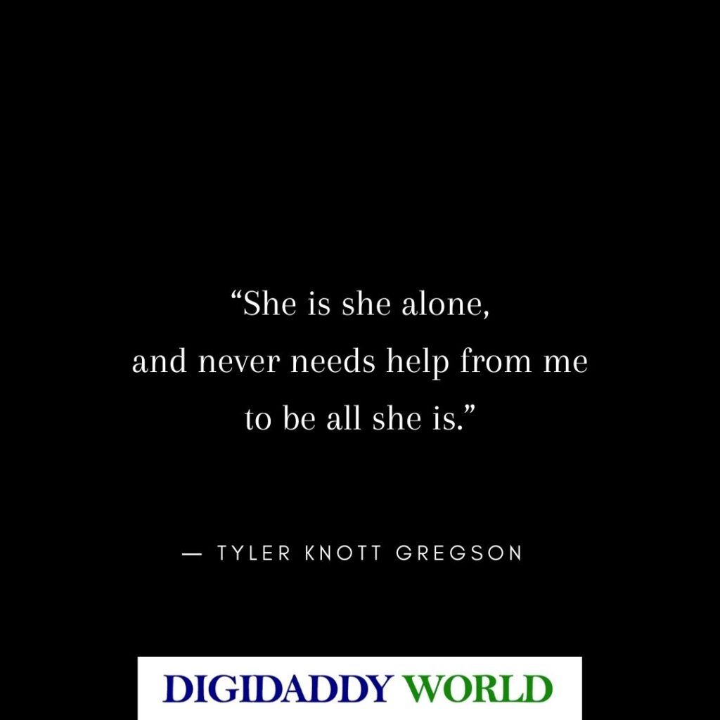 Tyler Knott Gregson Love Poems and  Quotes