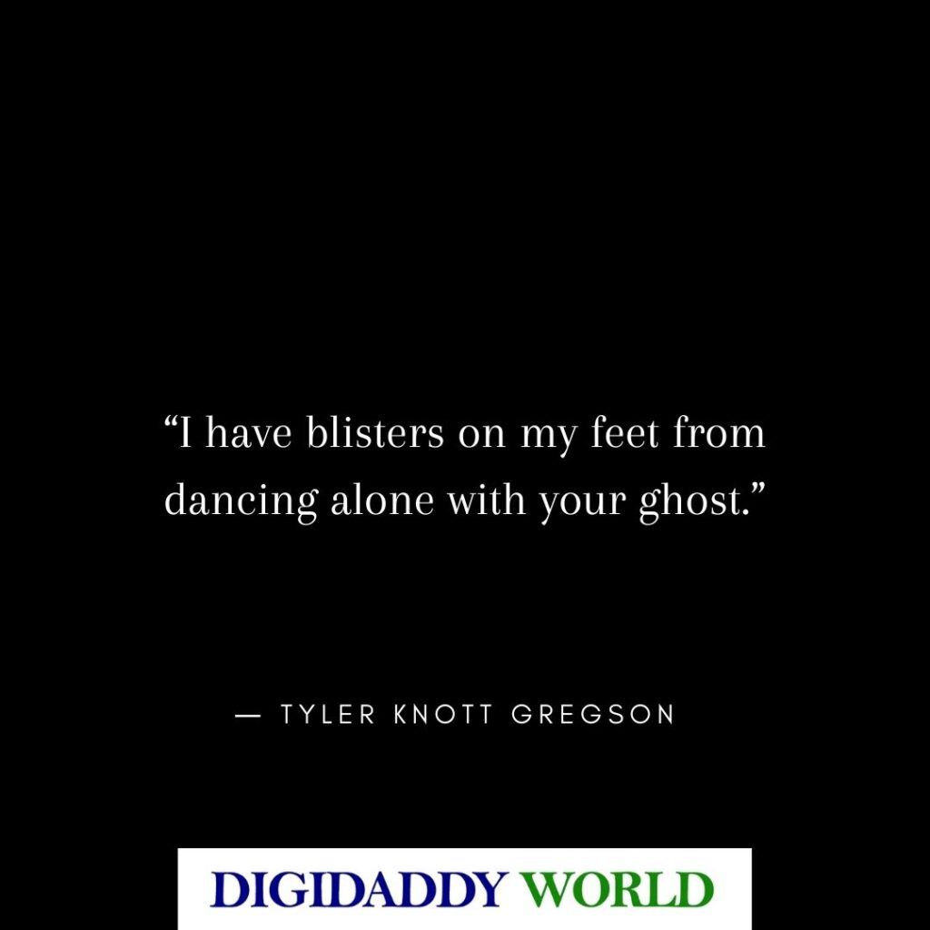 Tyler Knott Gregson Love Poems from Chasers of the Light