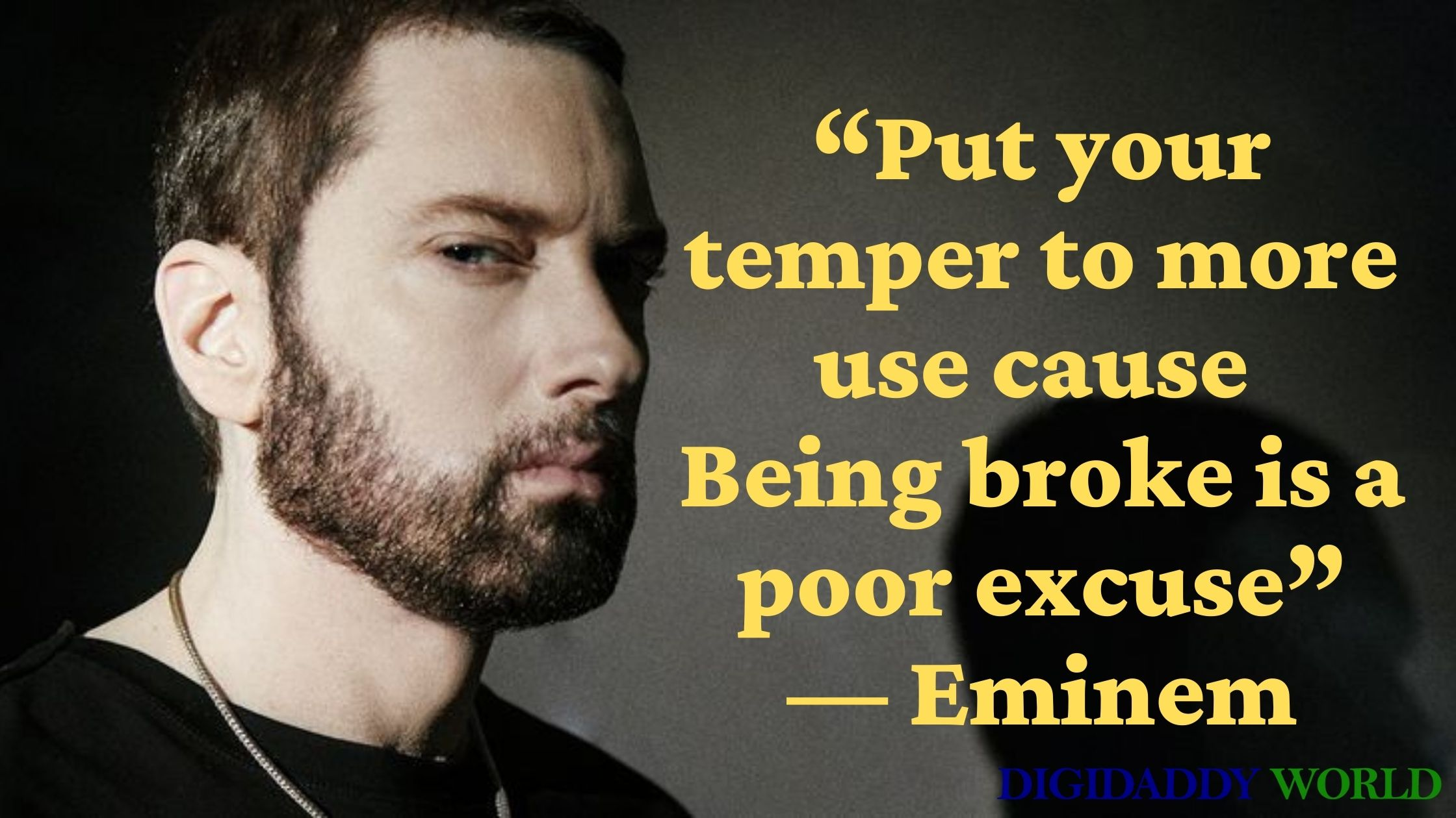 Best Eminem Song Lyrics Quotes About Life