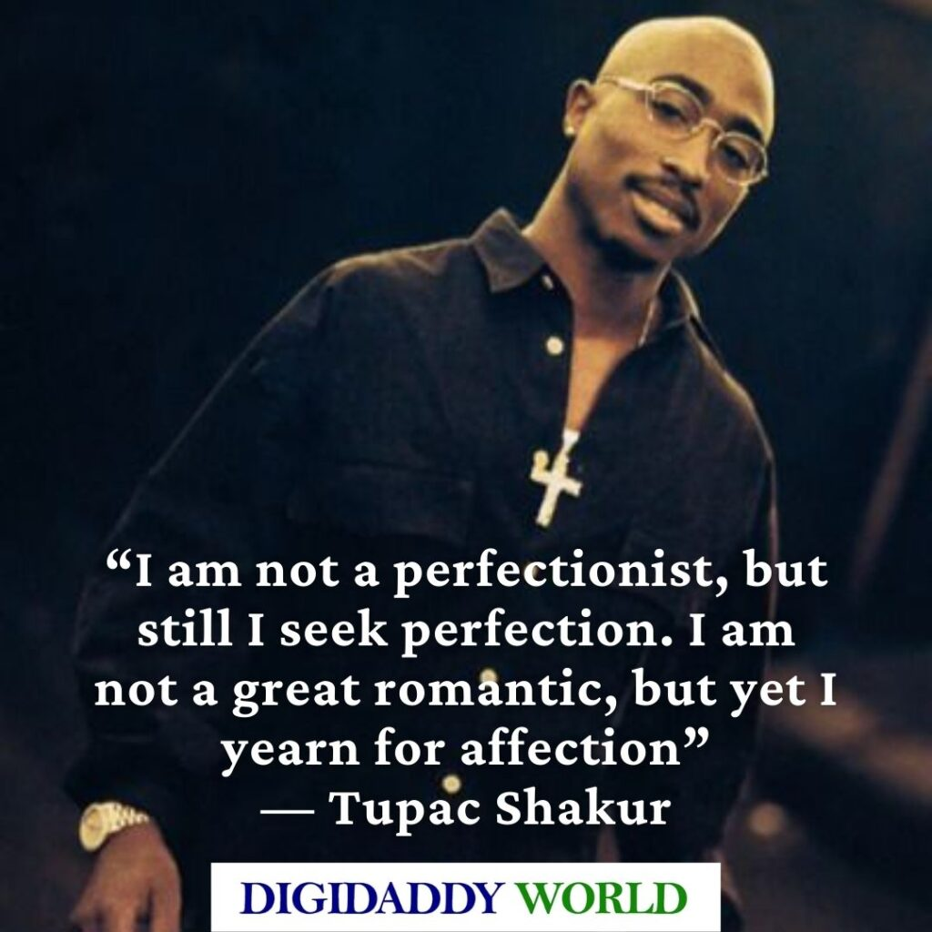 Best Tupac quotes and lyrics