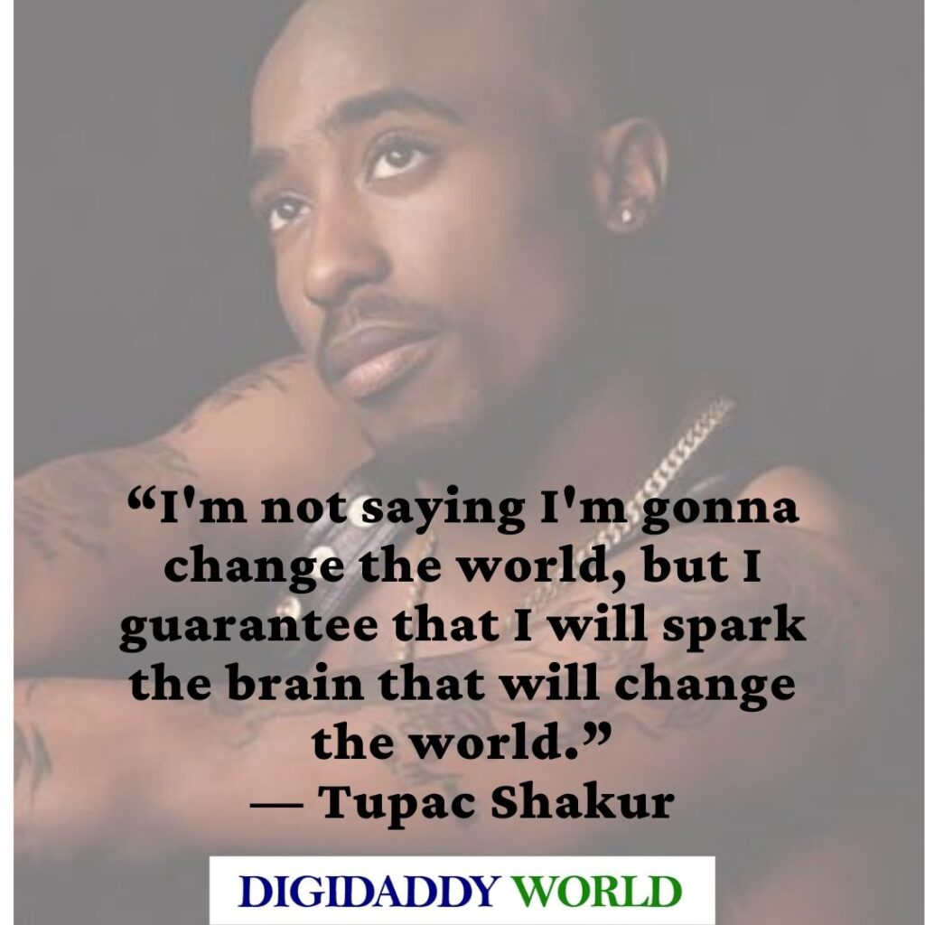 Tupac quotes about Loyalty and Friends