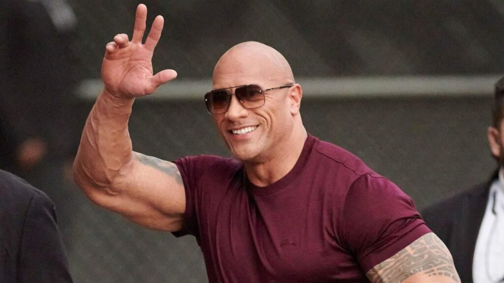 Dwayne Johnson - The Rock images and wallpaper