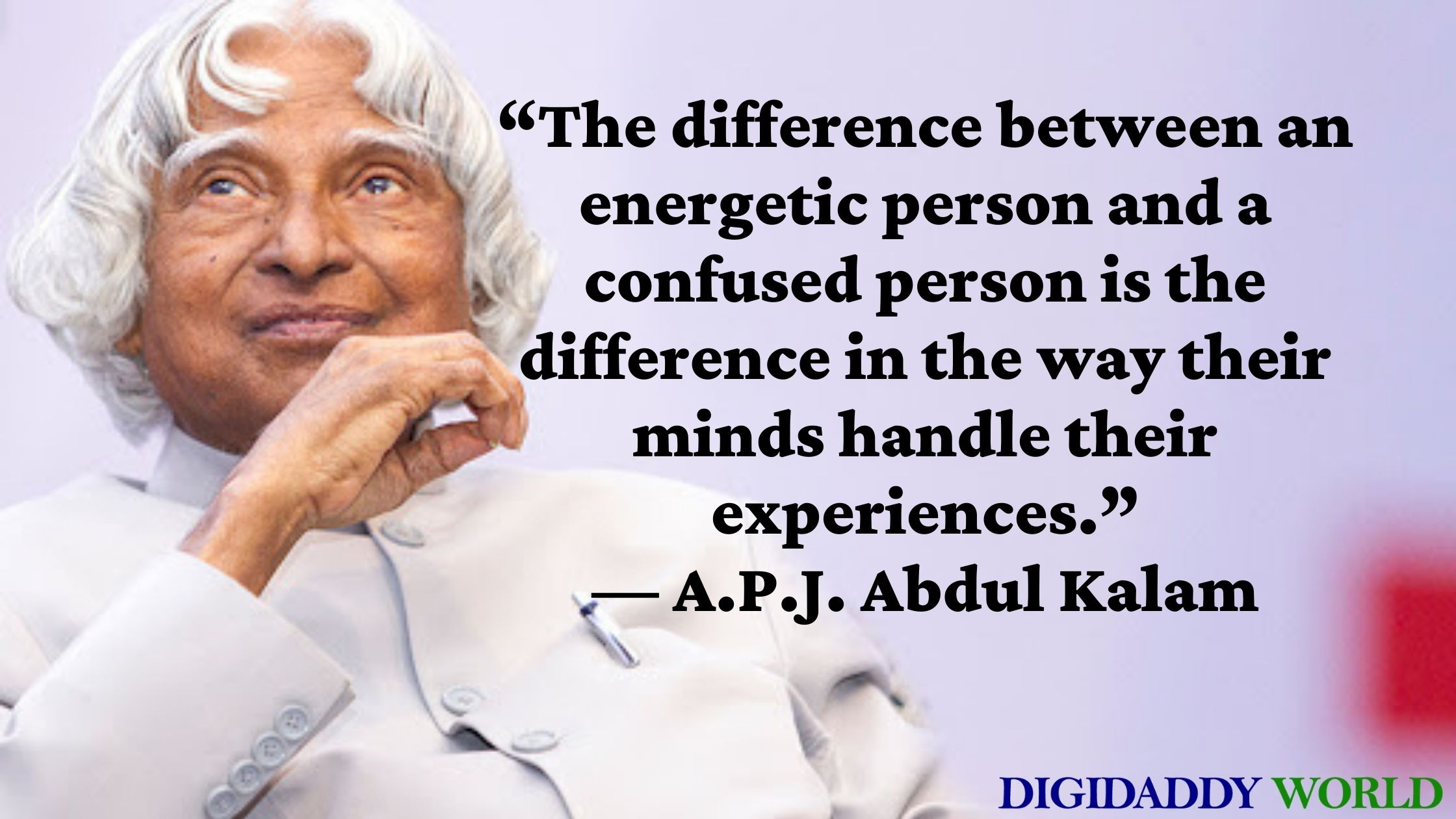 Famous Quotes of Dr. A.P.J. Abdul Kalam on Education