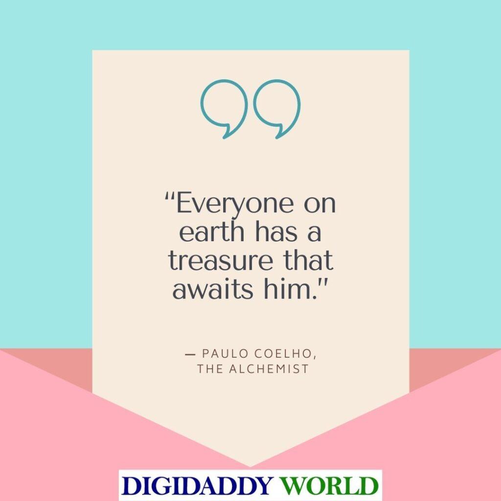 The Alchemist book Fatima Quotes