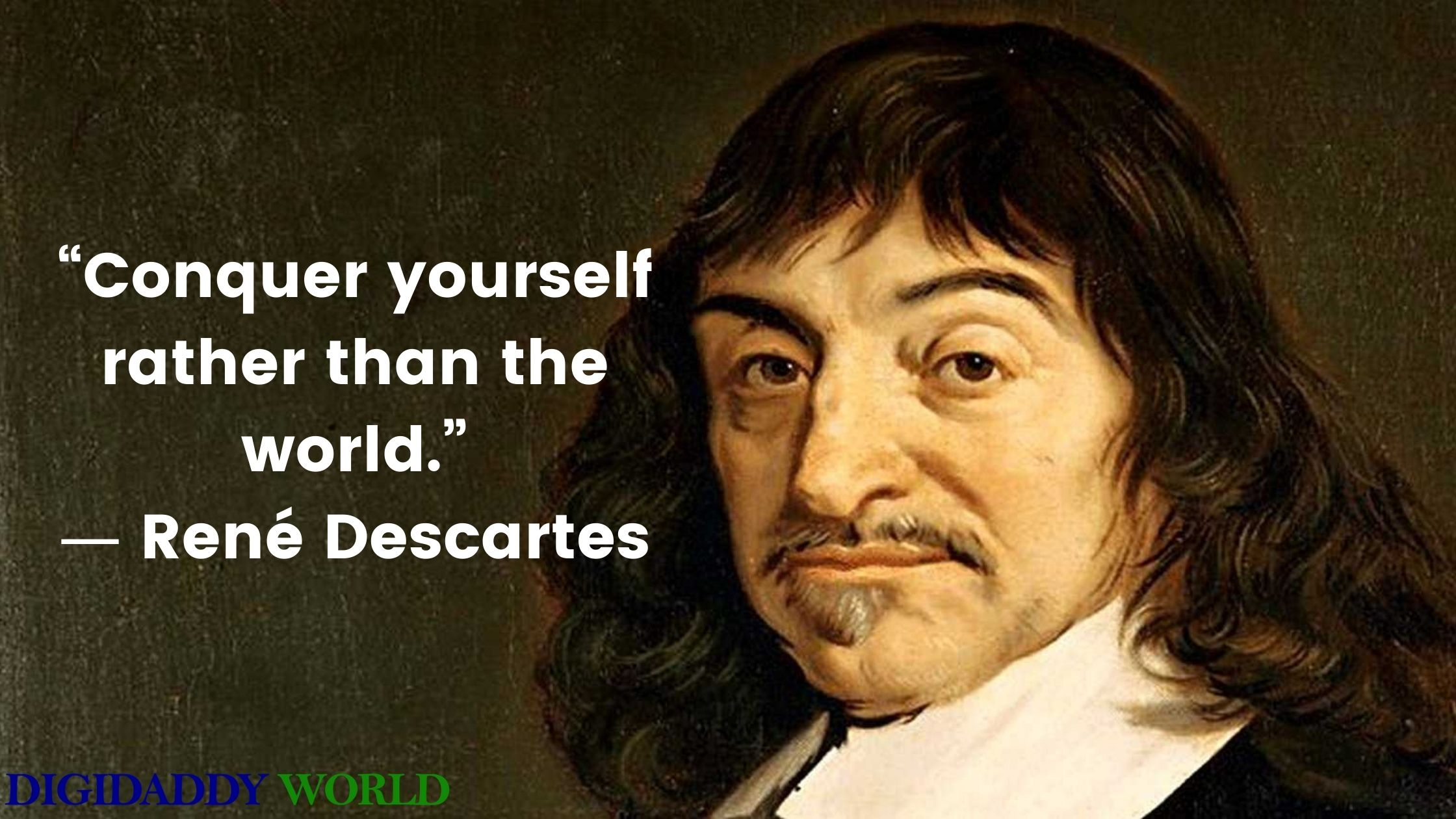 Famous Rene Descartes Quotes & Sayings About Self
