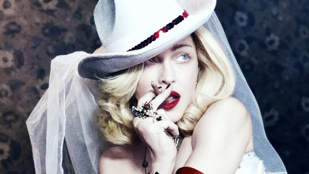 Madonna Louise Ciccone concert images and wallpaper
