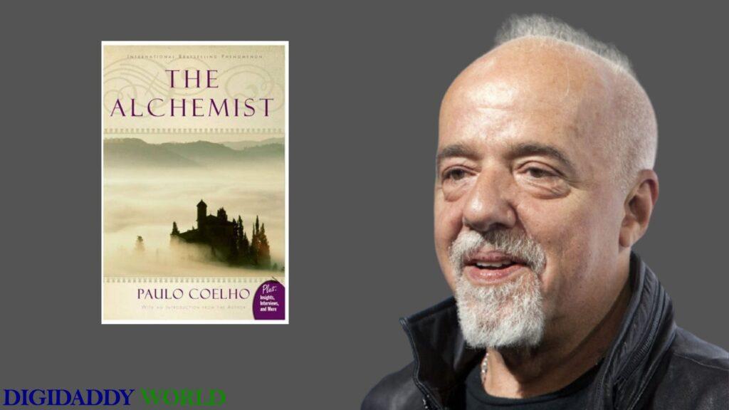 Paulo Coelho The Alchemist Book