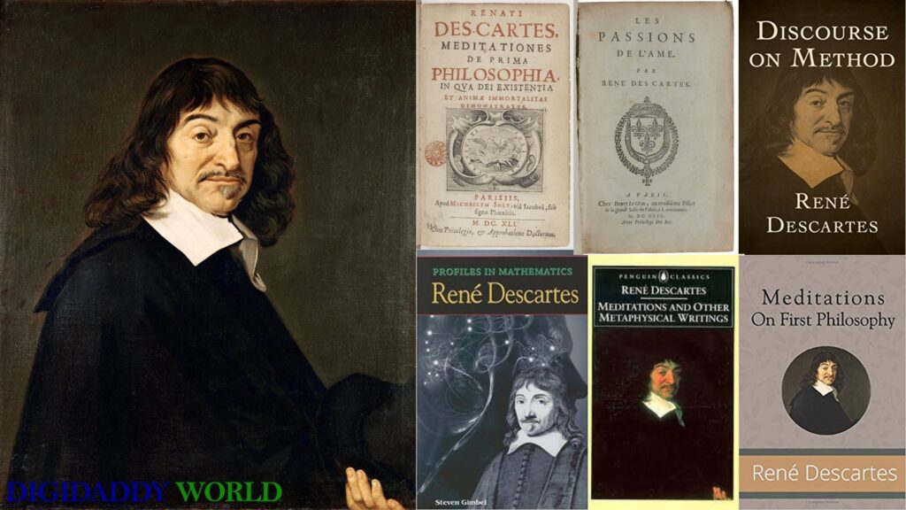 Rene Descartes books images and wallpaper