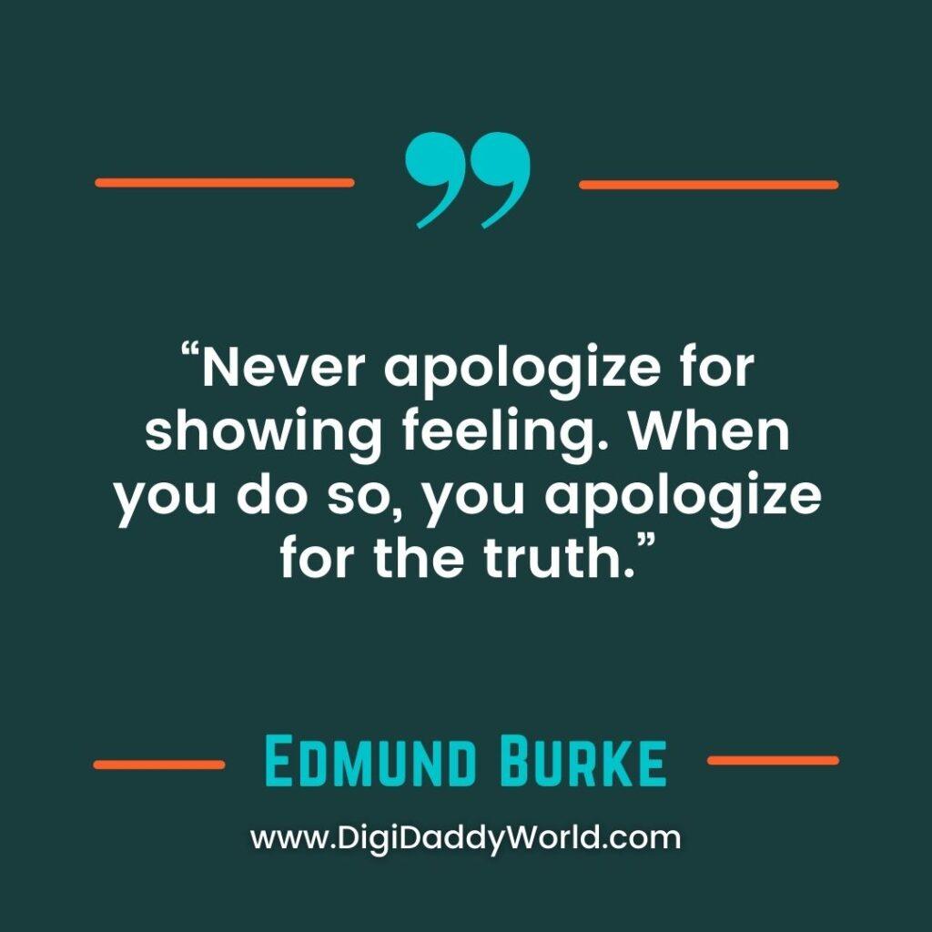 Sir Edmund Burke Famous Quotes