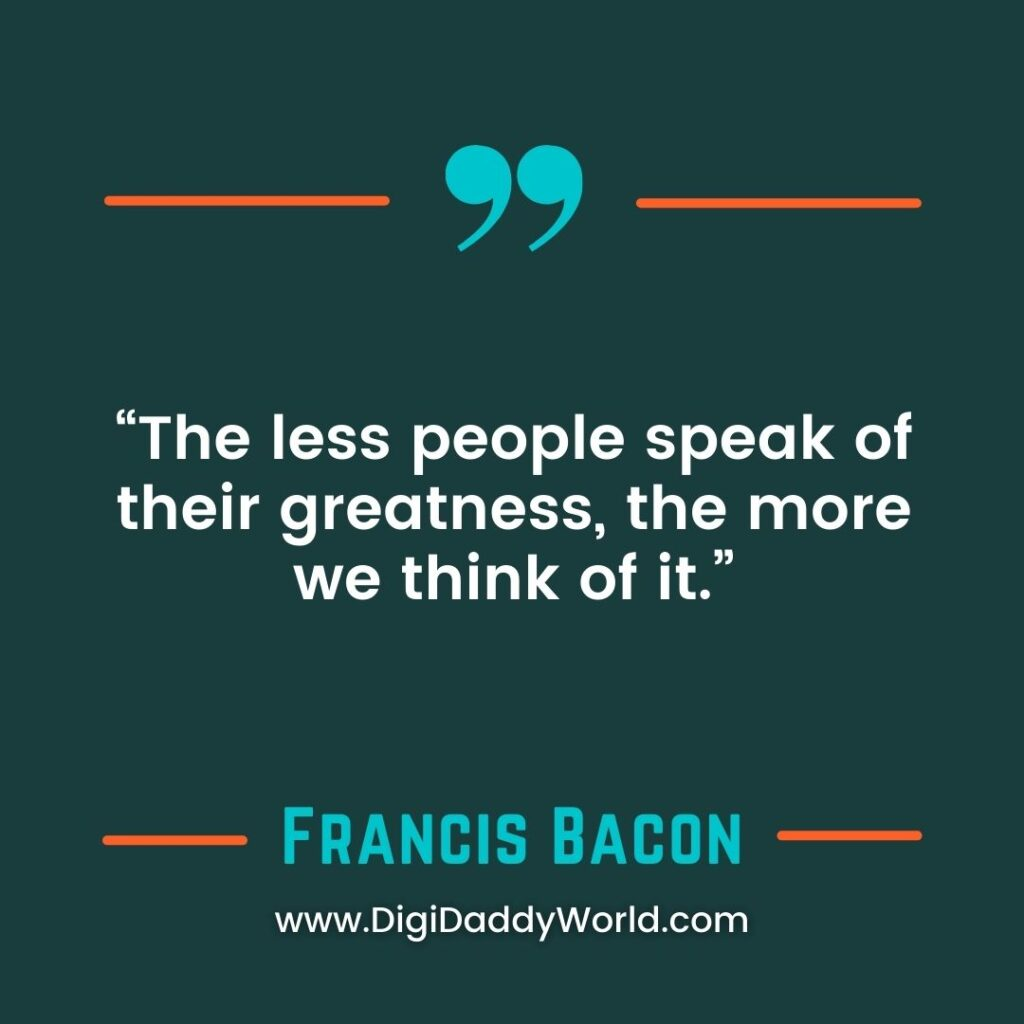 Famous Sir Francis Bacon Painter Quotes and Sayings