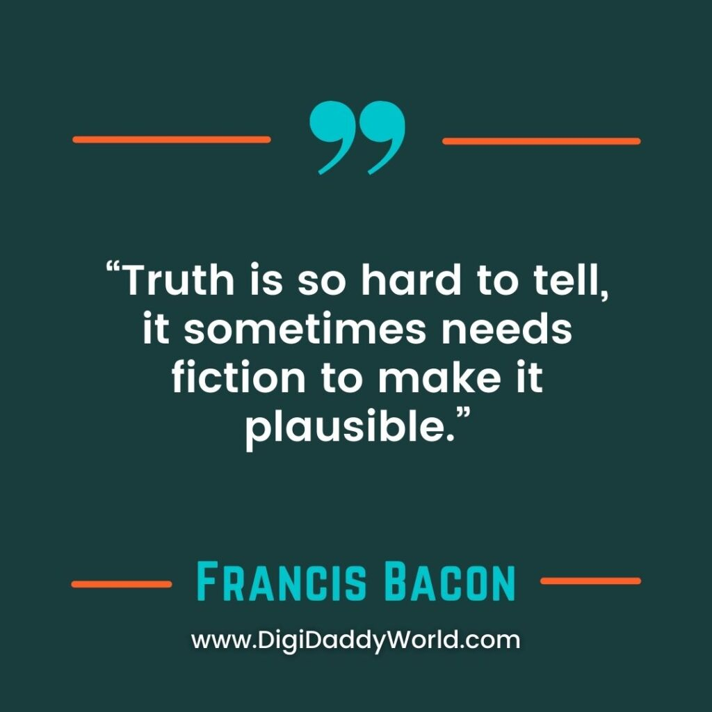 Famous Sir Francis Bacon Quotes on Reading