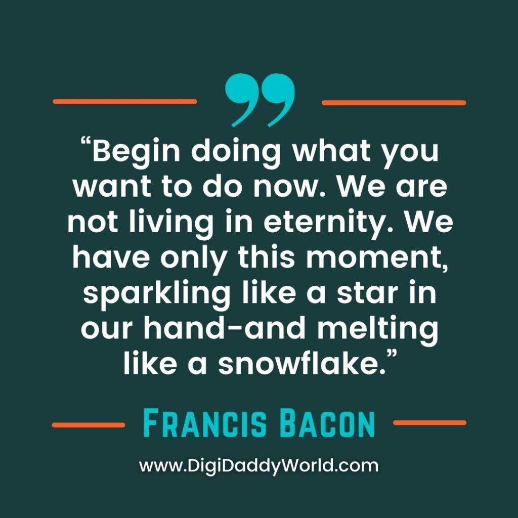 Famous Sir Francis Bacon Quotes and Sayings