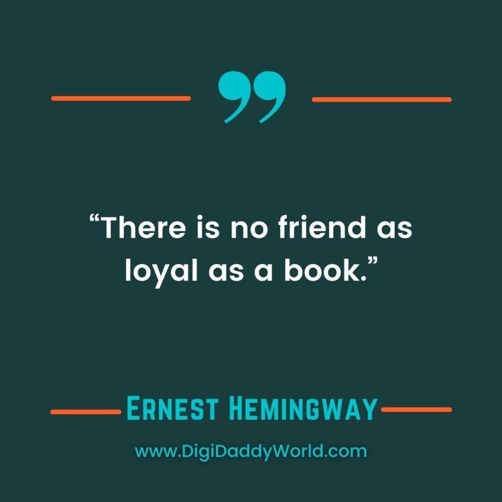 Ernest Hemingway Love Quotes