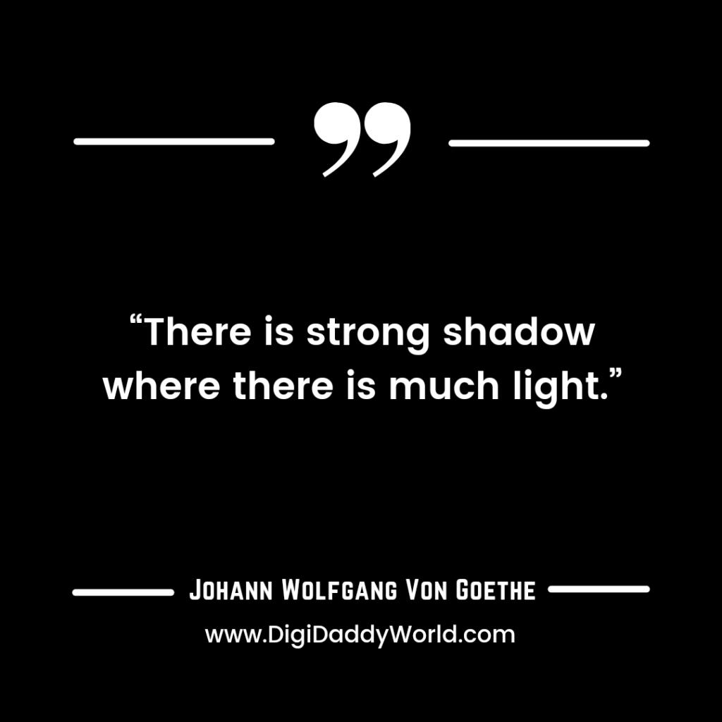 Goethe Love Quotes