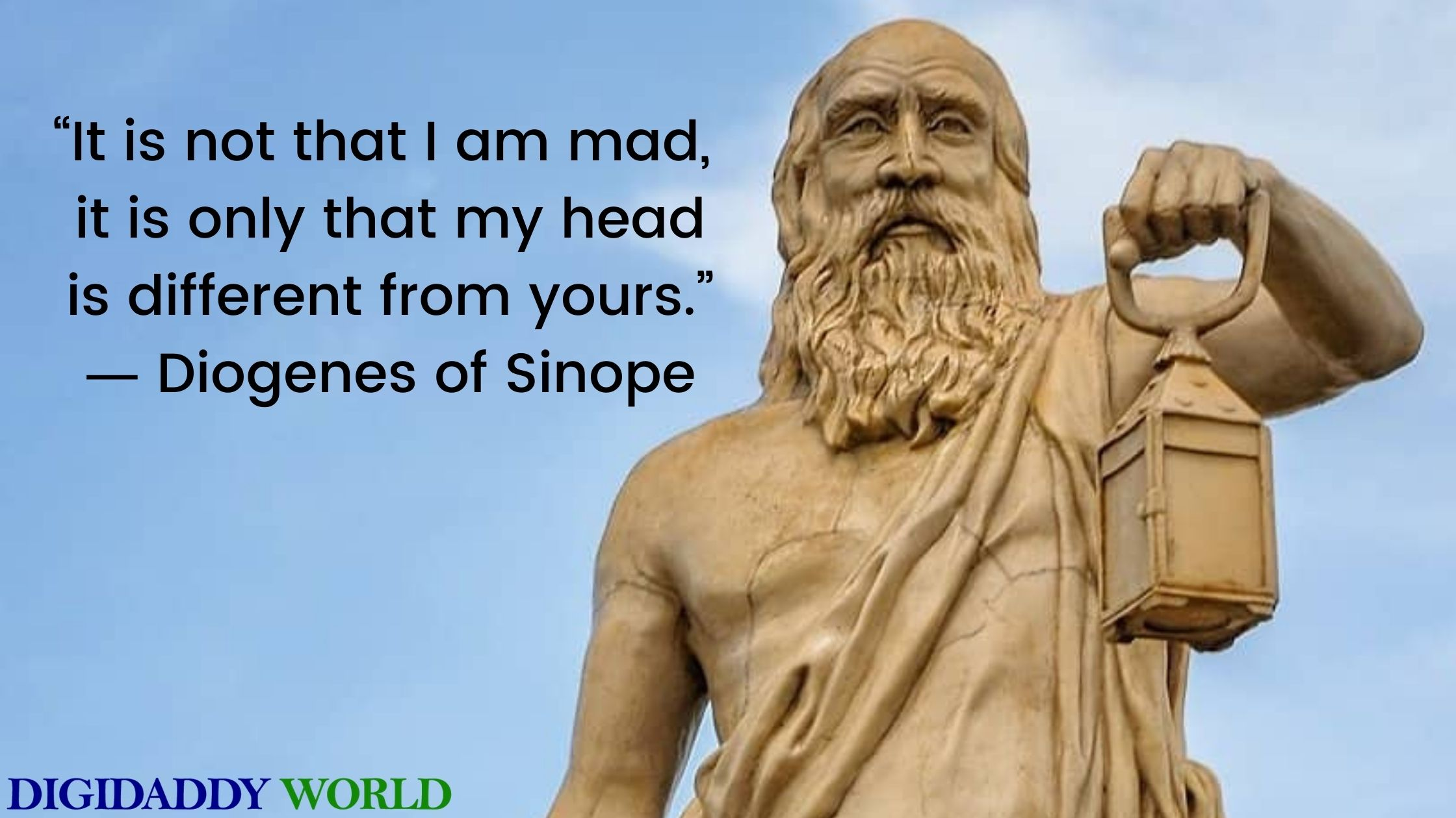Best Philosopher Diogenes The Cynic of Sinope Quotes