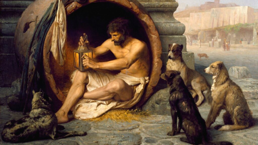 Diogenes Of Sinope images and wallpaper