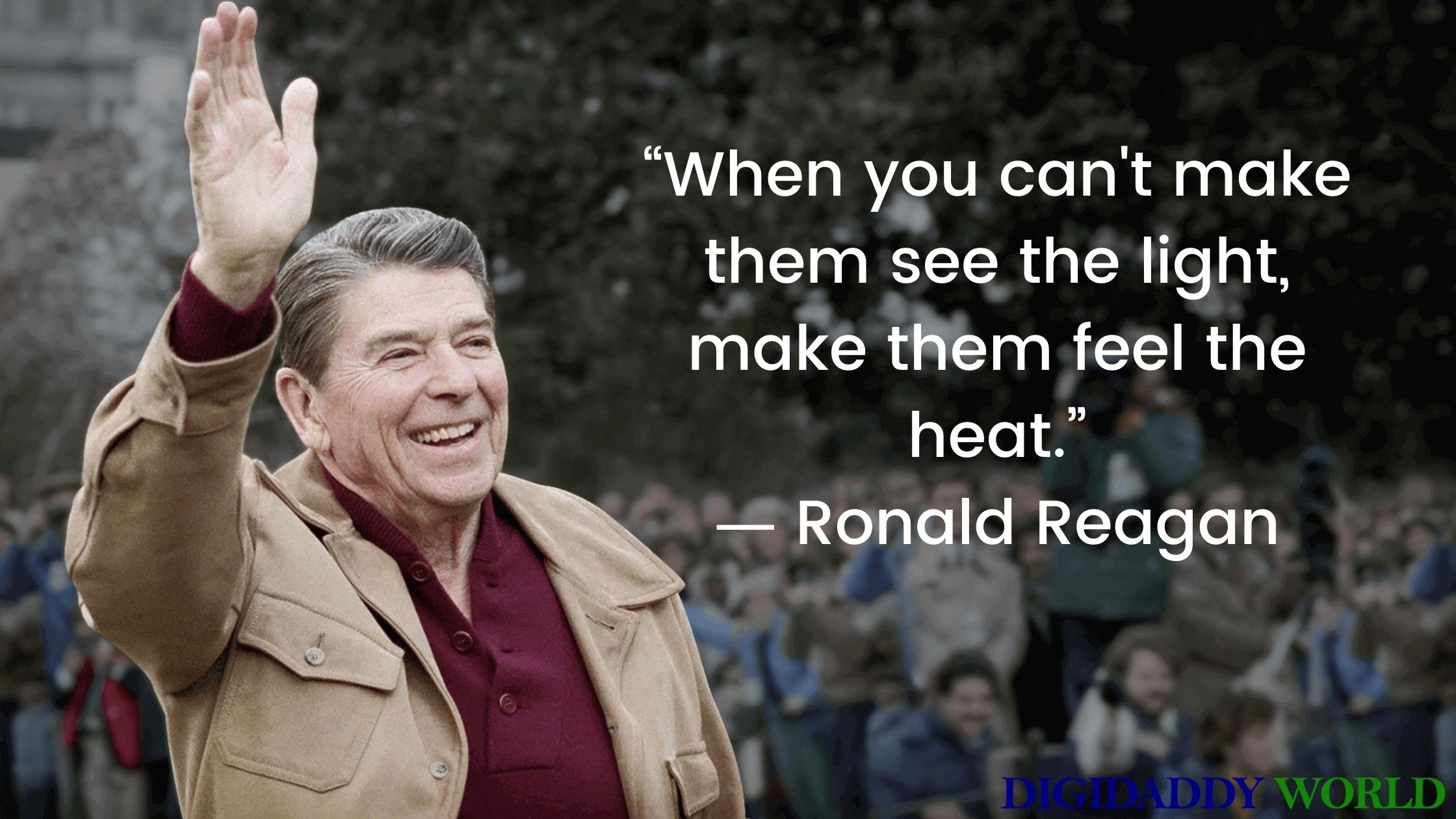 Famous Ronald Reagan Quotes on Freedom, Socialism